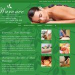 WordPress Web Design for Thai Massage Business