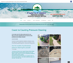 Coast to Country Pressure Cleaning