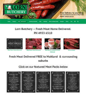 Lorn Butchery Home Delivery