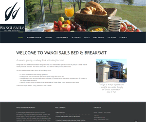 Wangi Sails Bed and Breakfast