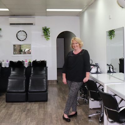 Hairdresser website