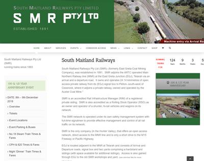 South Maitland Railways