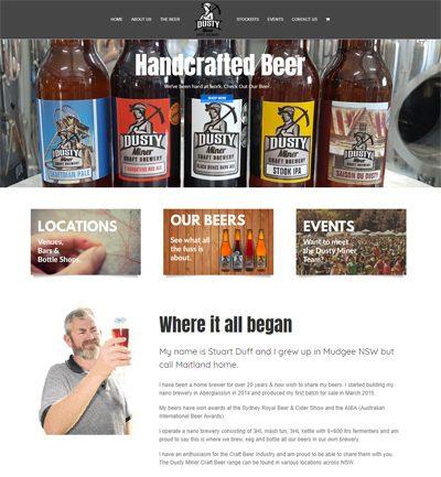 Dusty Miner Craft Brewery