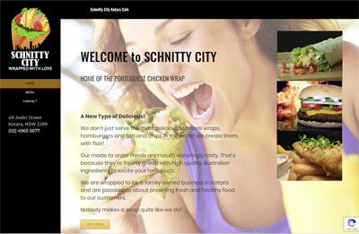 Schnitty City Cafe Kotara
