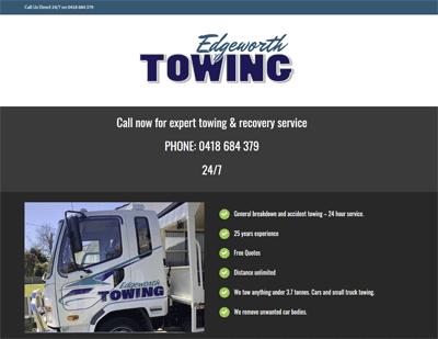 Edgeworth Towing Service