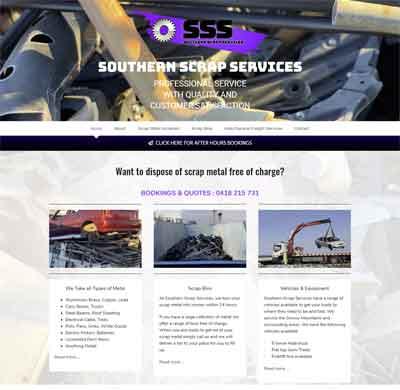 Southern Scrap Services