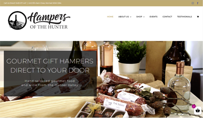 Hampers of the Hunter