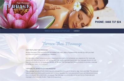 Terrace Thai Massage in East Maitland