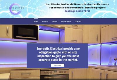 Energetics Electrical Maitland