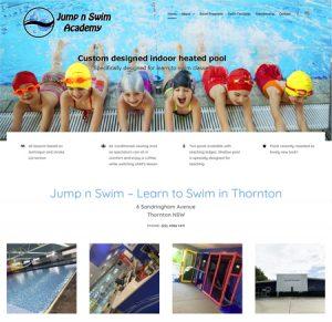 Jump n Swim Academy Thornton