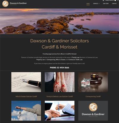 Dawson & Gardiner Solicitors Cardiff