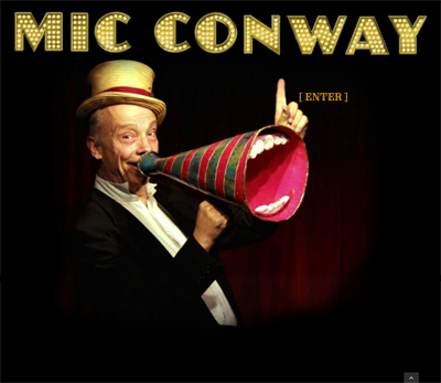 Mic Conway Entertainer