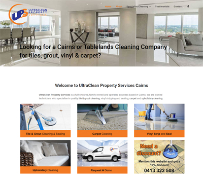 Ultra Clean Services