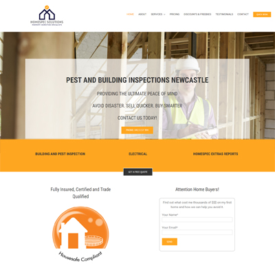 HomeSpec Building Inspections