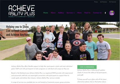 Achieveability Plus Disabled Accommodation East Maitland