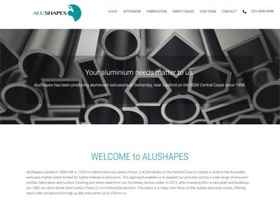 AluShapes Aluminium Extrusion