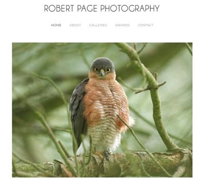 Robert Page Photography London